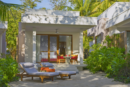 Beach Bungalow - Dhigali Maldives
