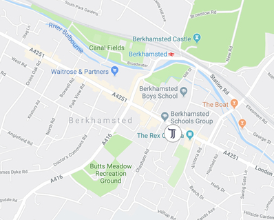 Tailored Journeys - Berkhamsted - Google Maps