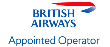 British Airways Appointed Operator - Tailored Journeys