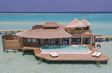 Dhigali - Maldives Honeymoon