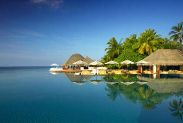Spa and yoga at Dhigali Maldives