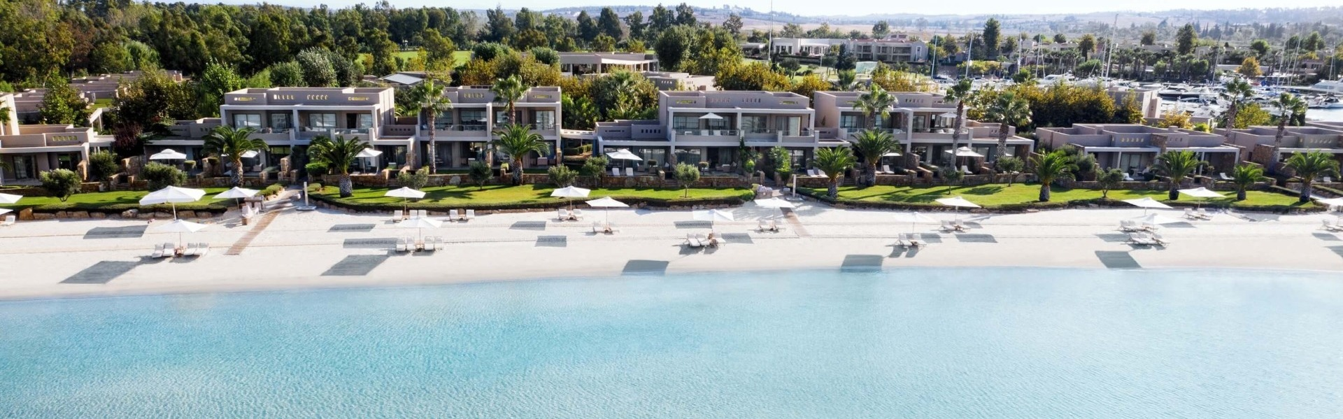 Sani Resort Greece - Luxury Holidays on the beach front